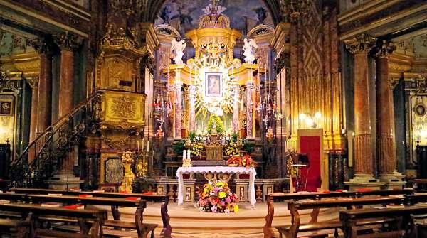 Santuario della Consolata Turin