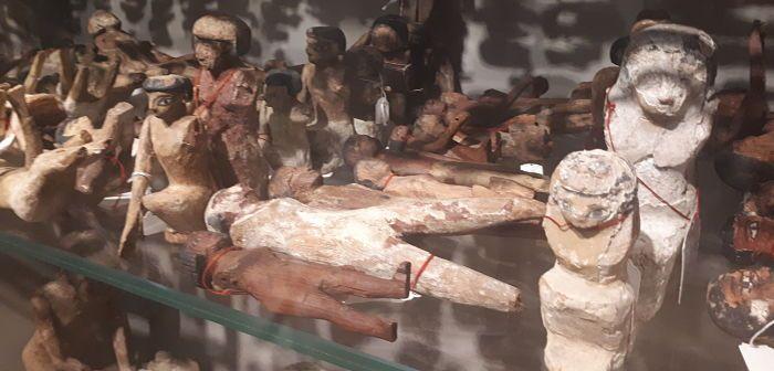 Piezas museo egipcio Turin