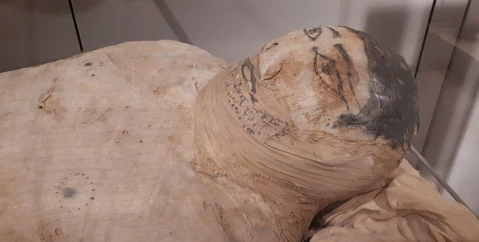 Tumba de Ini Museo egipcio de Turin