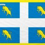bandera de turin