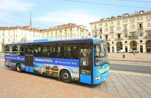 Autobus Reggia di Venaria