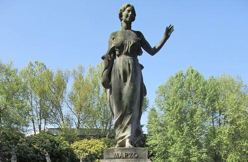 Fuente Parco del Valentino