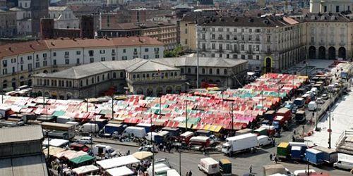 Mercado de Porta Palazzo Turín