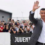 Nueva casa Cristiano Ronaldo Turín Italia