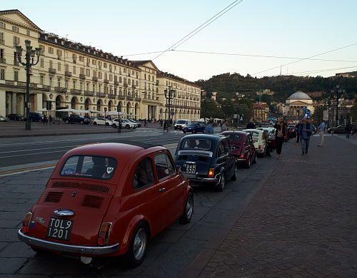 Piazza Vittorio y Gran Madre