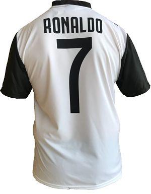 camiseta Cristiano Ronaldo Juventus Turín
