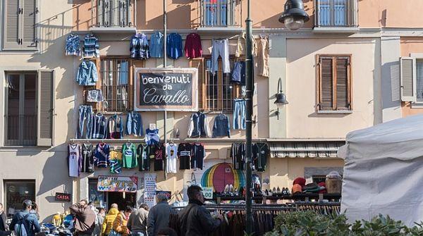 mercados de Turín