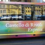 Como llegar al Castillo de Rivoli