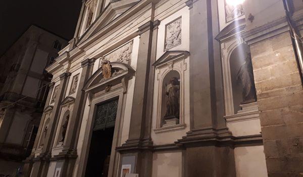 Iglesia Santos Martires de Turín