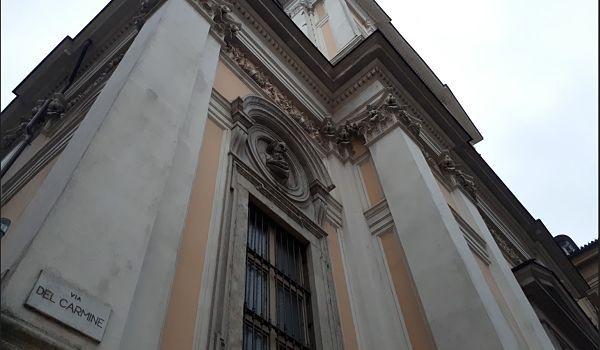Iglesia de la Virgen del Carmen Turín