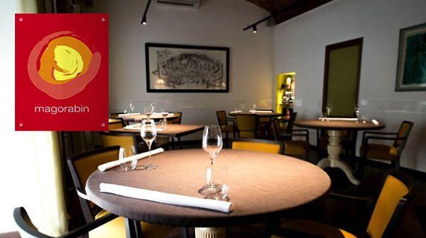 Restaurante estrella Michelin Magorabin