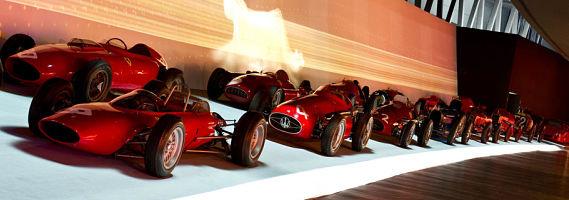 Museo auto Turín