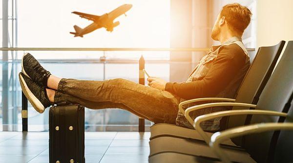 dormir aeropuerto Turín